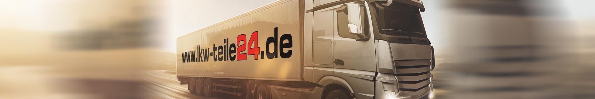 LKW-Teile24 Banner