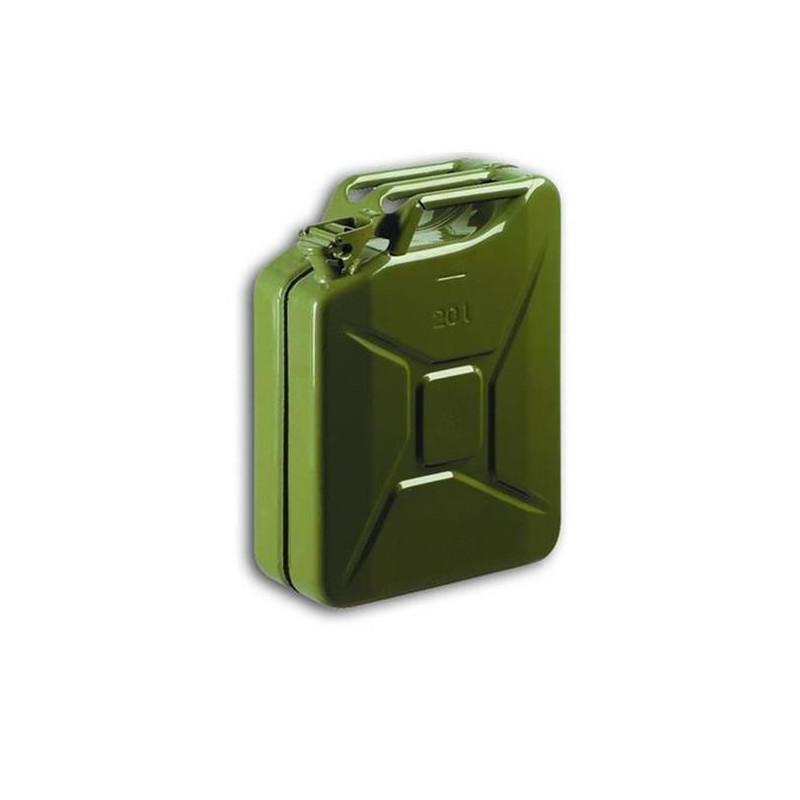 metall benzinkanister 20l kan006 lkw teile24 ersat. Black Bedroom Furniture Sets. Home Design Ideas